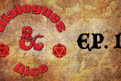 Brand New Talk Show: Dialogues & Dice!
