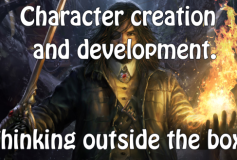 Character Creation & Development