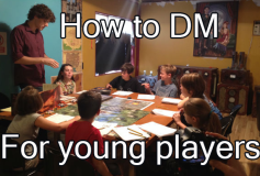 How to DM for Young Players