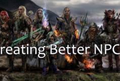 Creating Better NPCs