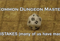 Common DM Mistakes