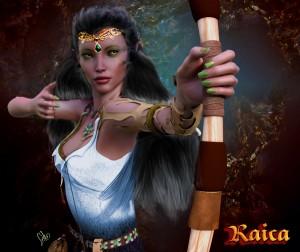 Raica by Kathryn Loch
