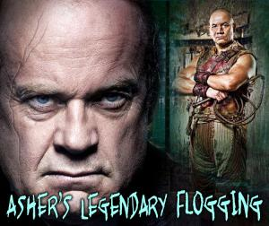 Asher's Legendary Flogging by SonofJoxer