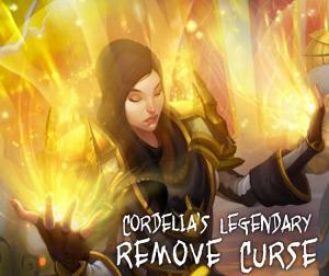 Cordelia's Legendary Remove Curse by SonofJoxer