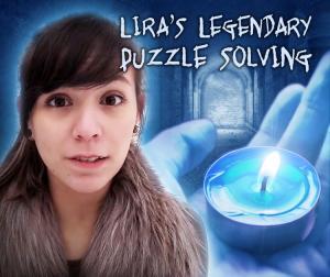 Lira's Legendary Puzzle Solving by SonofJoxer