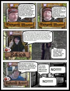 NeoGambit Comic 1